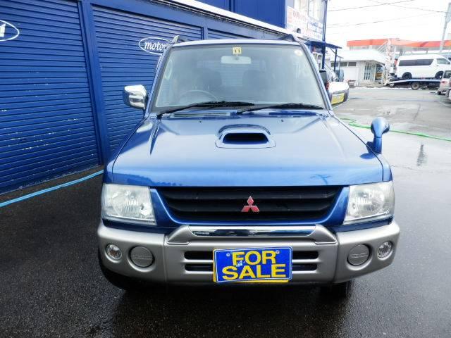 三菱 パジェロミニ スポーツ 4WD