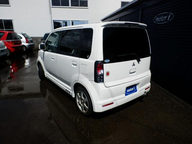 「三菱」「eKスポーツ」「コンパクトカー」「富山県」の中古車5