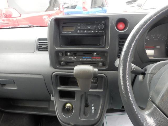 ダイハツ ハイゼットカーゴ クルーズ 4WD
