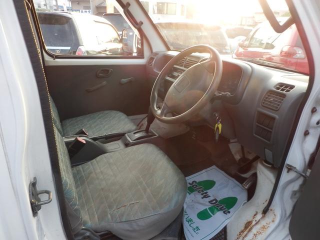 ターボ 4WD エアコン パワステ AT車(9枚目)