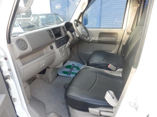 JP 4WD 車いす移動車 スロープ付(10枚目)