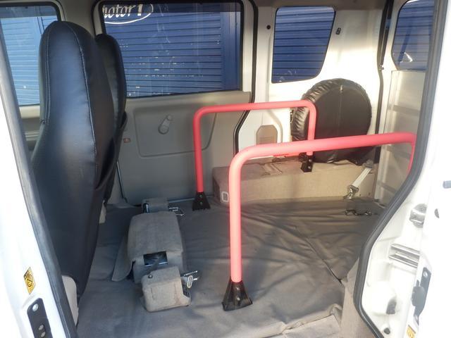 JP 4WD 車いす移動車 スロープ付(11枚目)