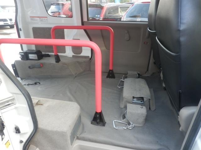 JP 4WD 車いす移動車 スロープ付(12枚目)