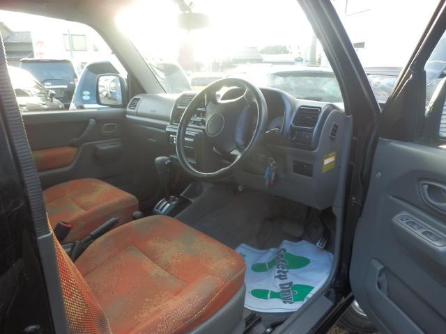 KANSAI 4WD 3インチリフトアップ(7枚目)