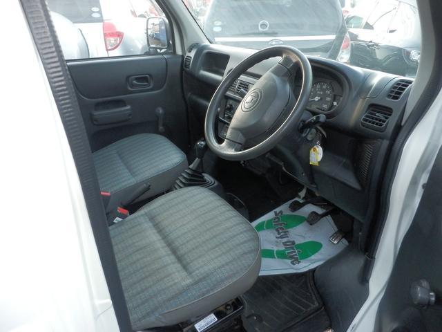 SDX 4WD 5MT車(9枚目)