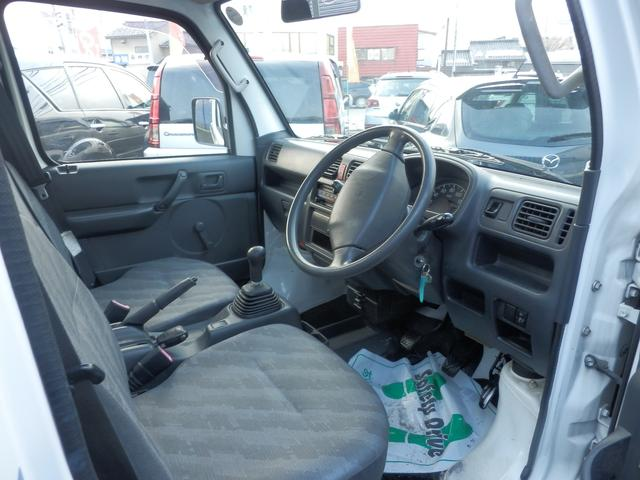 KC パワステ エアコン 4WD 5MT車(9枚目)