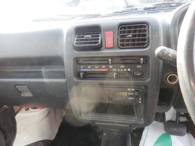KC エアコン パワステ AT車 4WD 三方開(10枚目)