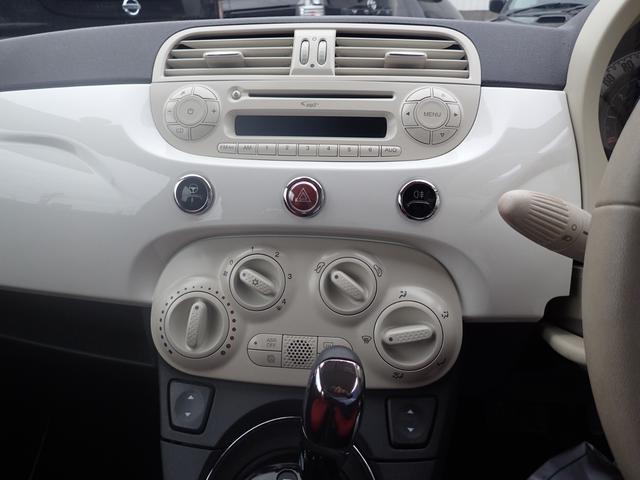「フィアット」「フィアット 500」「コンパクトカー」「富山県」の中古車11