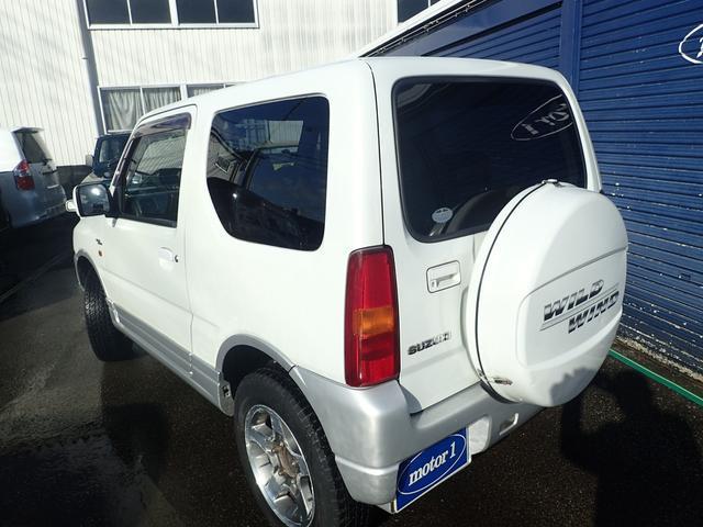 ワイルドウインド 4WD(5枚目)