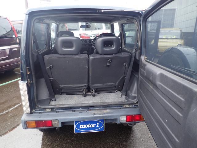 ワイルドウインド 4WD(6枚目)