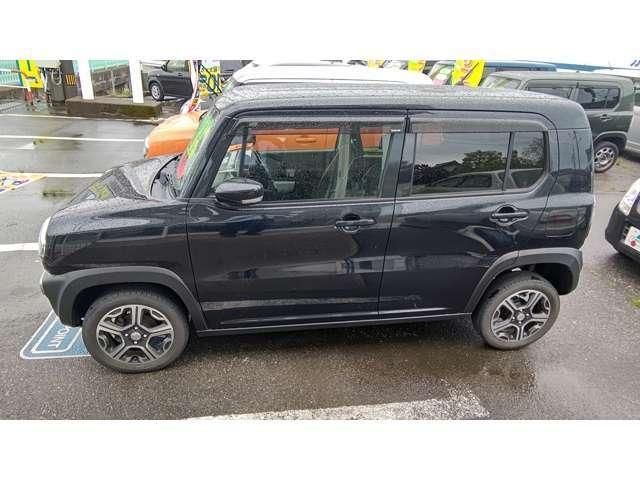 「スズキ」「ハスラー」「コンパクトカー」「富山県」の中古車3