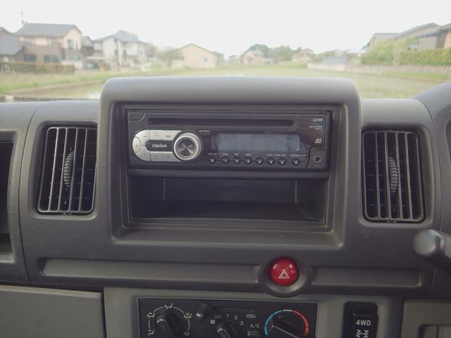 VX-SE パートタイム4WD AT車 エアコン パワステ CD(7枚目)