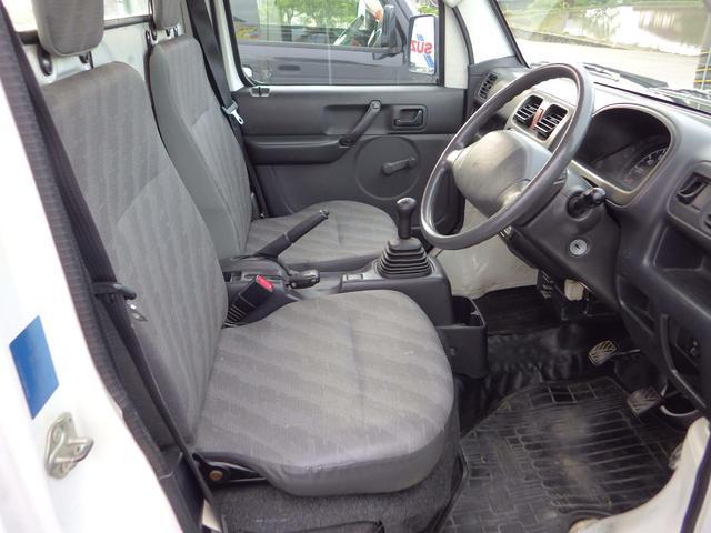 KUスペシャル パートタイム4WD 高低二段切替式 MT車 エアコン パワステ CD(6枚目)