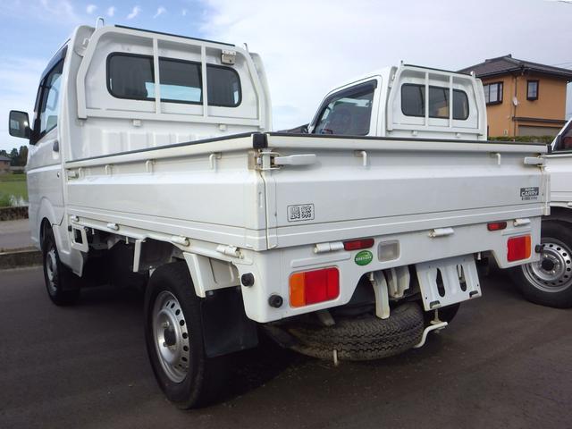 KCエアコン・パワステ農繁仕様 パートタイム4WD 高低二段切替式 MT車 エアコン パワステ(2枚目)