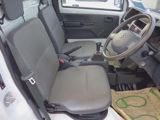 KCエアコン・パワステ農繁仕様 パートタイム4WD 高低二段切替式 MT車 エアコン パワステ(6枚目)