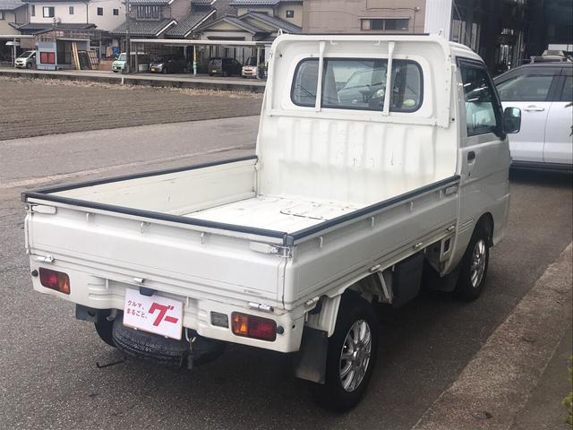 「ダイハツ」「ハイゼットトラック」「トラック」「富山県」の中古車4