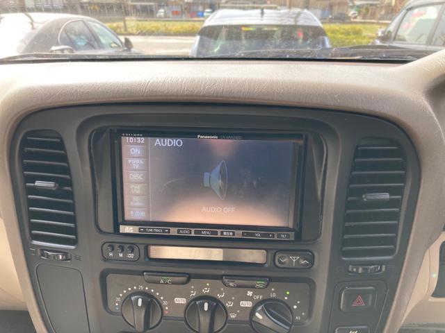 VXリミテッド4WD サンルーフ インチUP 1ナンバー登録 キーレス クルーズコントロール SDナビTV ETC アルミ(5枚目)