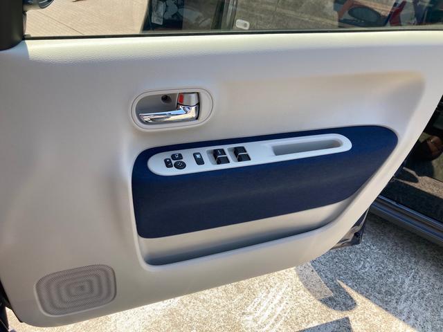 モード4WD SDナビTVフルセグ HID Pスタート 衝突被害軽減システム 紺II スマートキー  ベンチシート ガラスコーティング施工済み(6枚目)