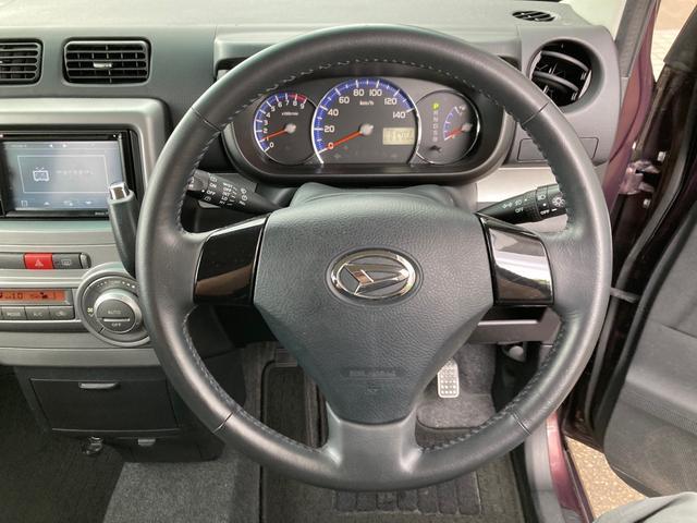 カスタム X リミテッド ナビ HID Bluetooth ミュージックプレイヤー接続可 DVD再生 CD スマートキー ベンチシート CVT アルミホイール 盗難防止システム 衝突安全ボディ ABS エアコン(3枚目)