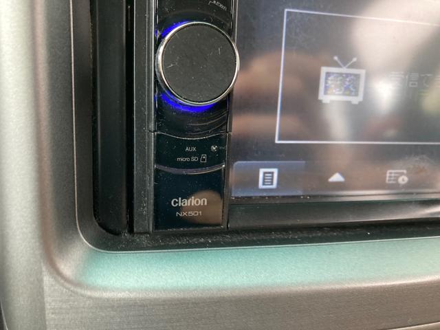 カスタム X リミテッド ナビ HID Bluetooth ミュージックプレイヤー接続可 DVD再生 CD スマートキー ベンチシート CVT アルミホイール 盗難防止システム 衝突安全ボディ ABS エアコン(9枚目)