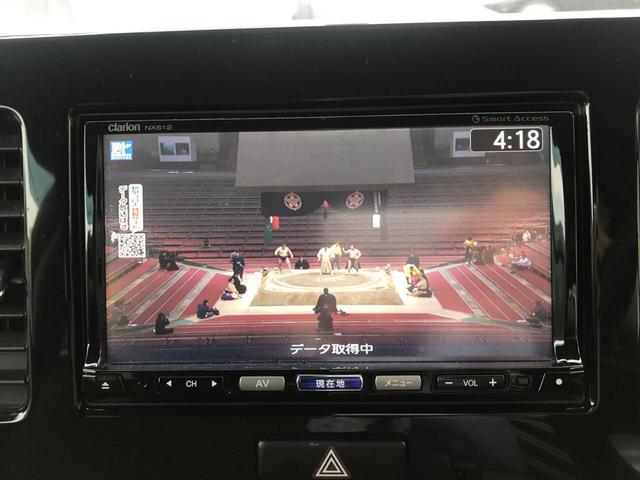 X ナビTV スマートキー CVT アルミ Pスタート(10枚目)