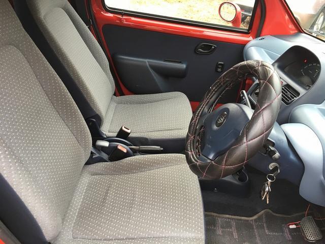 スズキ ツイン ガソリンV キーレス ABS エアバッグ