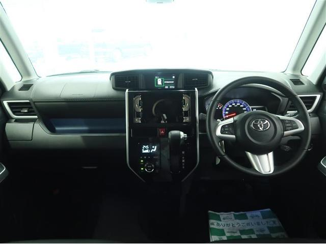 トヨタ ルーミー カスタムG-T LED バックカメラ  デモカーUP