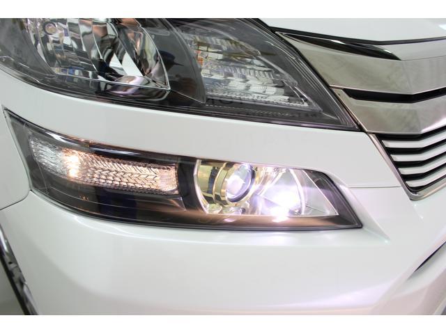 トヨタ ヴェルファイア 2.4Z ゴールデンアイズ