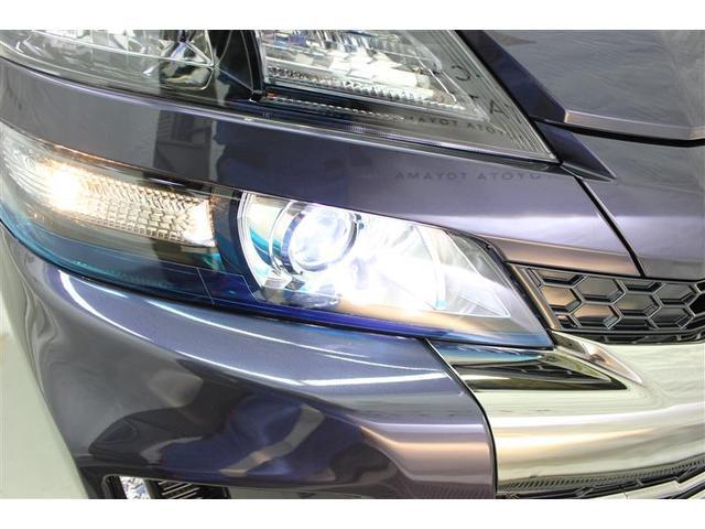 トヨタ ヴェルファイア 2.4Z G's 両側電動スライドドア スマートキー