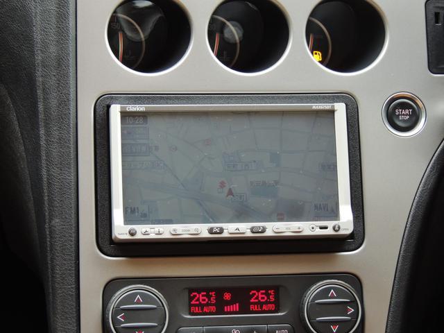 アルファロメオ アルファ159スポーツワゴン 2.2 JTSセレスピフレドロII地デジナビ スタッドレス付