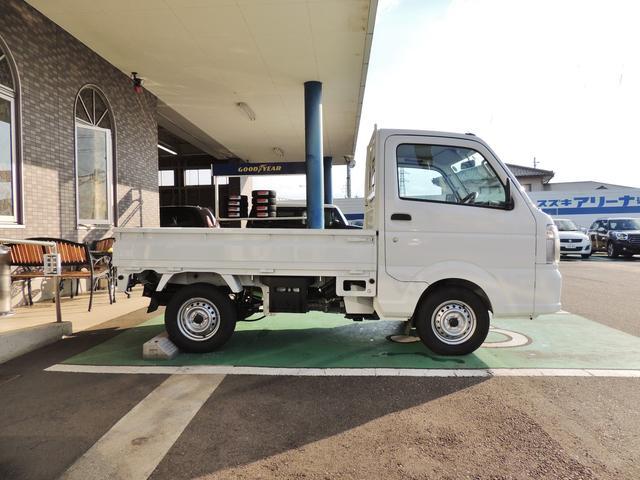 KCエアコン・パワステ 5MT 4WD(4枚目)