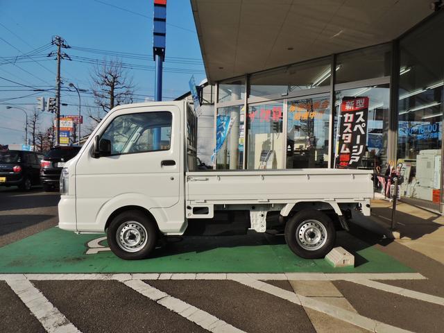 KCエアコン・パワステ 5MT 4WD(5枚目)