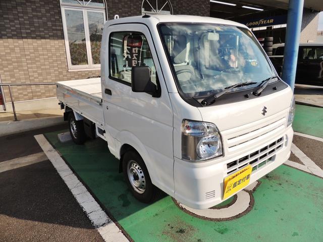 KCエアコン・パワステ 5MT 4WD(6枚目)