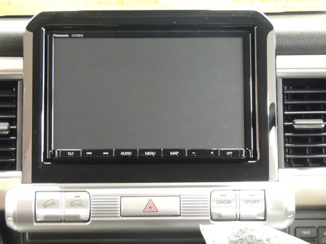 ハイブリッドMZ 8インチナビ 全方位カメラ 4WD(13枚目)