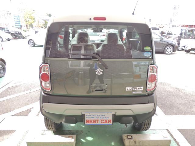 G デュアルカメラブレーキサポート 4WD(3枚目)