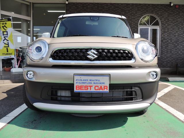 「スズキ」「クロスビー」「SUV・クロカン」「富山県」の中古車2