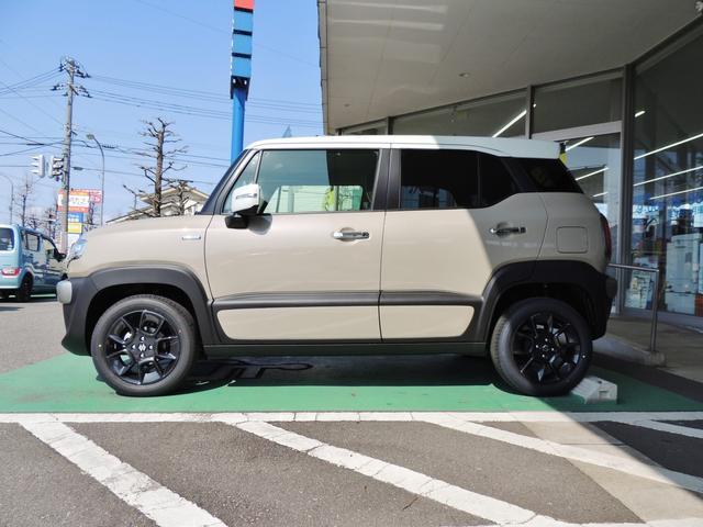 「スズキ」「クロスビー」「SUV・クロカン」「富山県」の中古車5