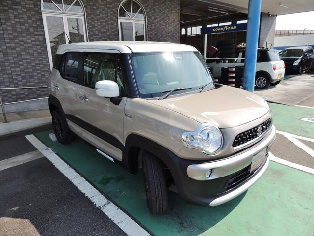 「スズキ」「クロスビー」「SUV・クロカン」「富山県」の中古車6
