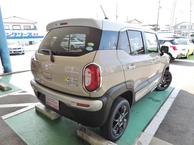 「スズキ」「クロスビー」「SUV・クロカン」「富山県」の中古車8