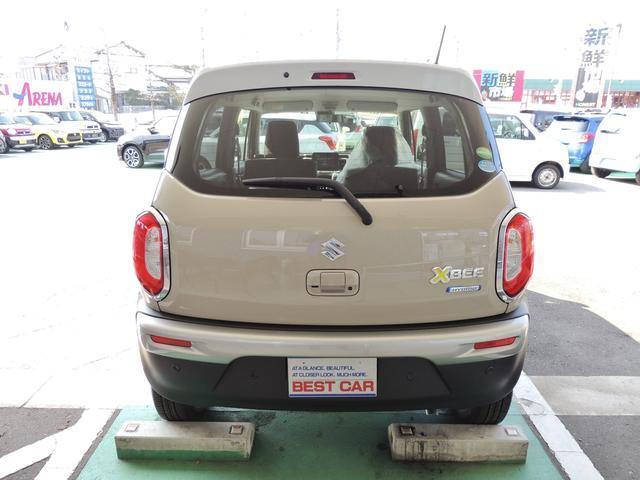 「スズキ」「クロスビー」「SUV・クロカン」「富山県」の中古車3