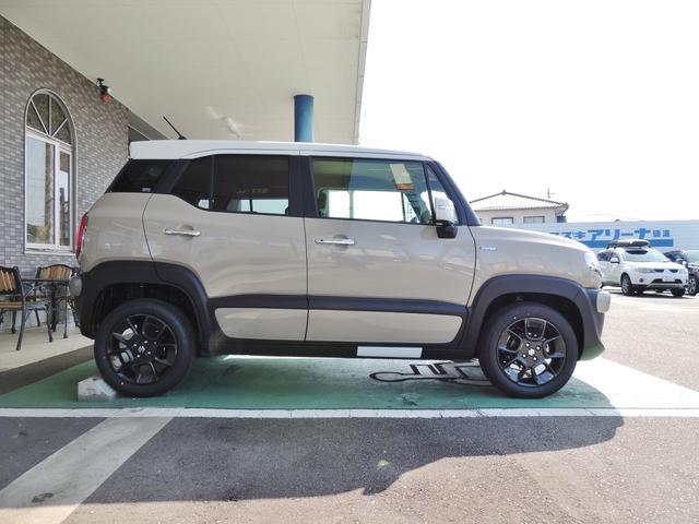 「スズキ」「クロスビー」「SUV・クロカン」「富山県」の中古車4