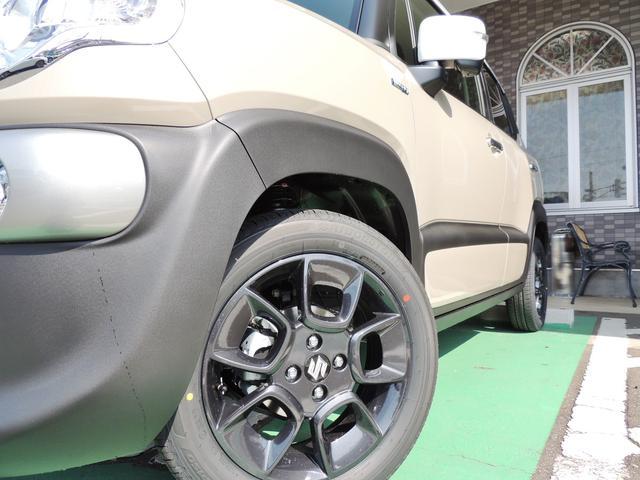 「スズキ」「クロスビー」「SUV・クロカン」「富山県」の中古車10