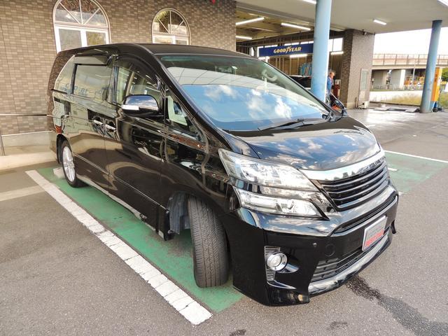 「トヨタ」「ヴェルファイア」「ミニバン・ワンボックス」「富山県」の中古車6