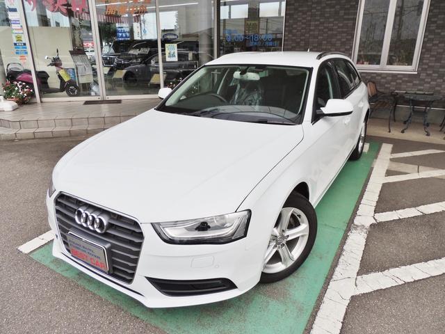 「アウディ」「アウディ A4アバント」「ステーションワゴン」「富山県」の中古車7