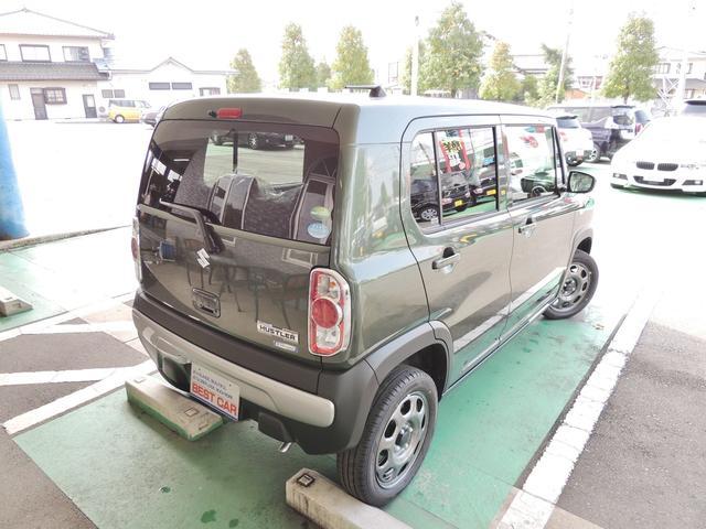 「スズキ」「ハスラー」「コンパクトカー」「富山県」の中古車8