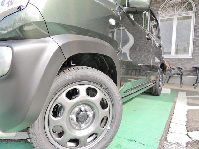 「スズキ」「ハスラー」「コンパクトカー」「富山県」の中古車25