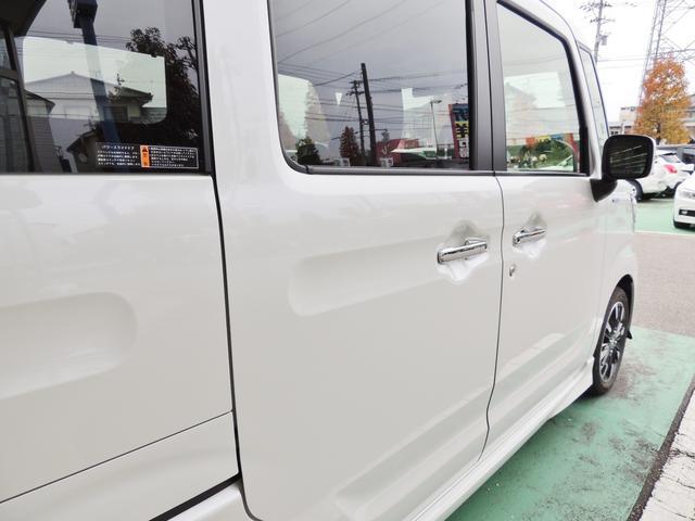 「スズキ」「スペーシアカスタム」「コンパクトカー」「富山県」の中古車27