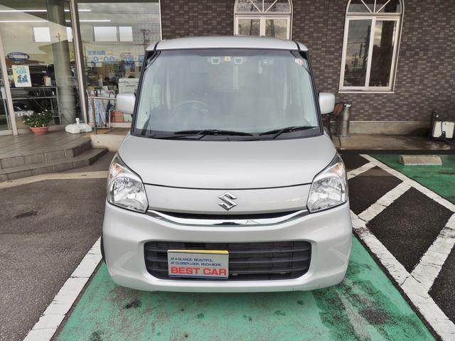 「スズキ」「スペーシア」「コンパクトカー」「富山県」の中古車2