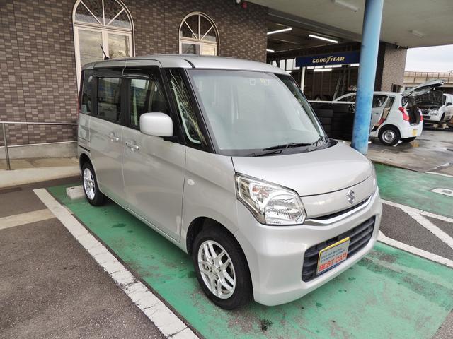 「スズキ」「スペーシア」「コンパクトカー」「富山県」の中古車6