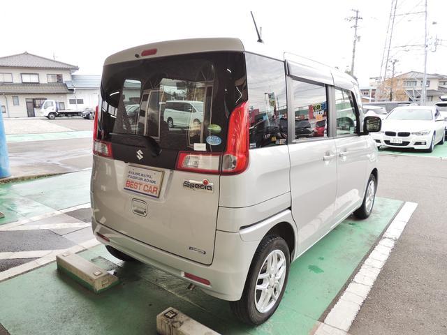 「スズキ」「スペーシア」「コンパクトカー」「富山県」の中古車8